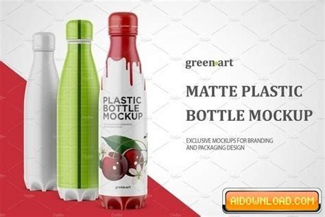 Registered members don't get captcha. 500ml Bottle with Matte Label Mockup | Free Graphic ...