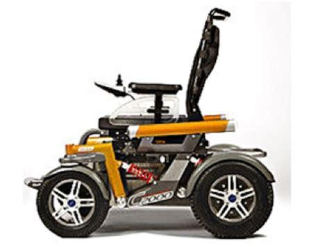 fauteuil electrique tout terrain fauteuil tout terrain otto bock c2000