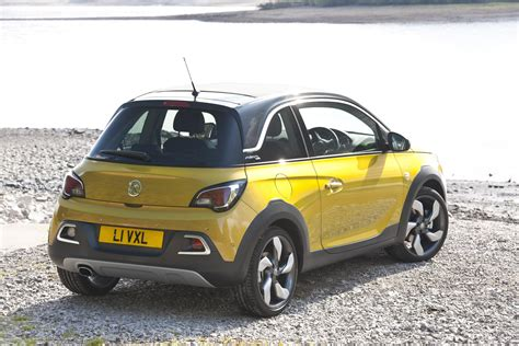 vauxhall adam rocks opel adam rocks priced from 15 990 in germany video