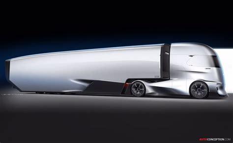 2018 ford f vision autonomous truck concept