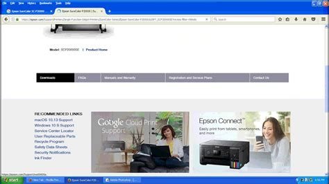 Have we recognised your operating system correctly? Epson SureColor SC P20000 Driver, Download - YouTube
