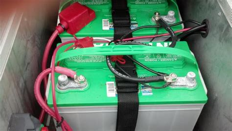 Boat Battery Problems by Moving Tm Batteries To Front Of Boat