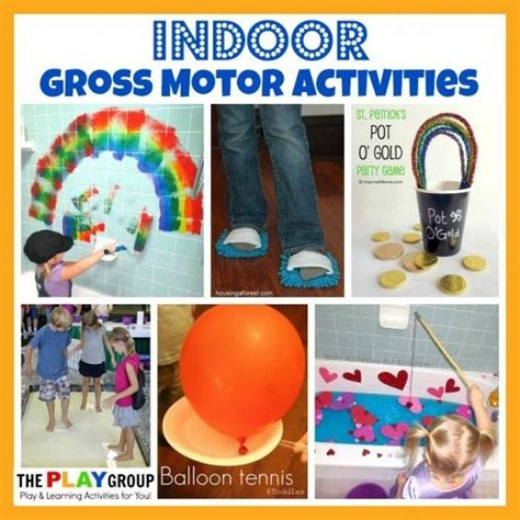 80 gross motor skills activities from the play 360 | 6fbca11462f32f7b8aff44bdb1e11cc5