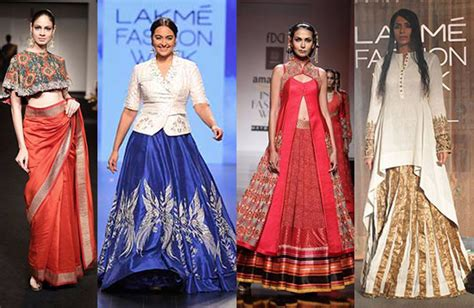 Our Favourite Trends From The Indian Fashion Weeks ...