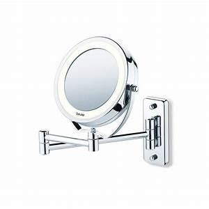 Miroir Avec Lumière Pour Maquillage : miroir de maquillage avec la lumi re ~ Zukunftsfamilie.com Idées de Décoration