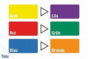Komplementärfarbe Zu Blau : komplement rfarben definition farben richtig kombinieren ~ Watch28wear.com Haus und Dekorationen