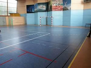 revetement salles de sports sol pvc pose parquet salle With parquet salle de sport