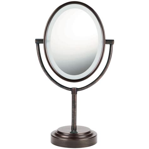 makeup mirror with light mirror lighted magnifying makeup mirror x mirrors makeup 9112