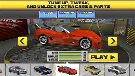 jeu voiture de sport