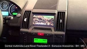 Central Multim U00eddia Land Rover Freelander 2