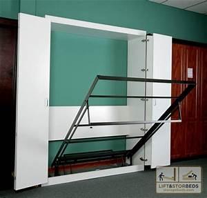 Murphy Bed DIY Hardware Kit Lift & Stor Beds