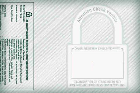 uncompromised check solutions secure checks