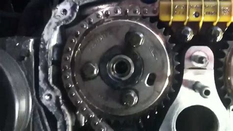 ford transit timing chain tensioner part  youtube