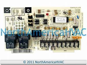 Carrier Bryant Control Circuit Board Cepl130121