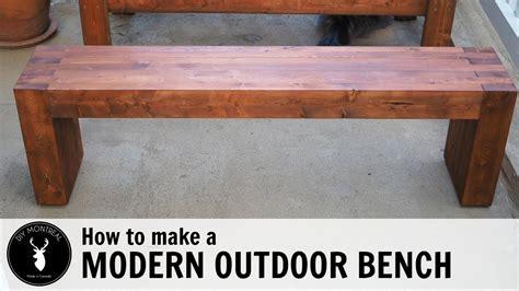 mid century outdoor bench mid century modern bench