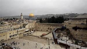 Arab countries denounce US Jerusalem move