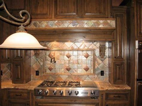 copper quartzite kitchen backsplash for the home