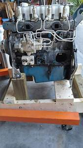 Perkins 4 108 Marine Engine Build Owners Core