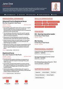 Nursing Resume Example  U0026 Writing Guide For 2020
