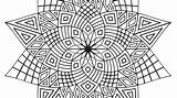 Coloring Geometric Patterns Pages Islamic Printable Colouring Abstract Graphic Pattern Arabic Mandala Getcolorings Adult Pa Books sketch template