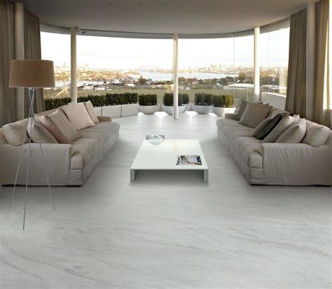 panaria utopia slimline marble  tile modern living