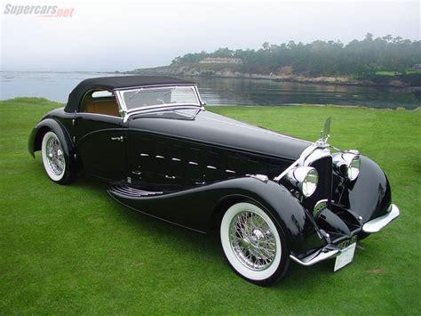 Old Rollsroyce 28 Cool Car Wallpaper