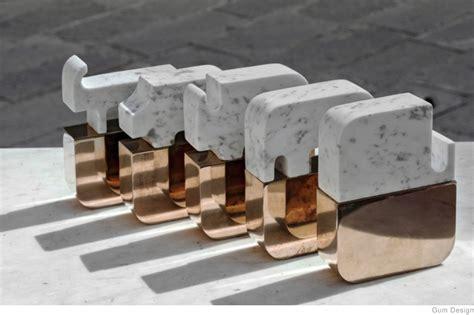 marble accessories  gum design