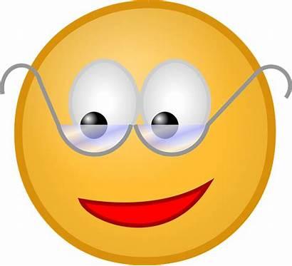 Smiley Eyes Eyeglasses Emoticon Pixabay Emoji Face