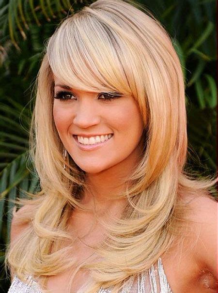 30 Medium Blonde Hairstyles for Round Faces Blonde