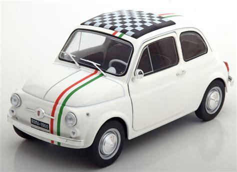 solido  fiat   italia  couleur blanc