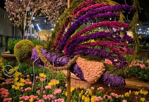 Philadelphia Flower Show 2019 In United States Of America