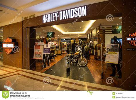Harley Davidson Shop by Kuala Lumpur Malaysia Sep 27 Harley Davidson Shop In