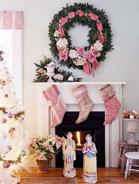 pink christmas decoration pink decoration ideas celebration all about