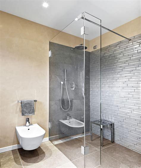 Duschwand Statt Fliesen by Begehbare Bodengleiche Dusche Der Duschenmacher Bad