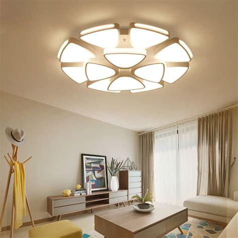 modern led ceiling lights acrylic for living room bedroom