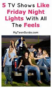 5 Great TV Shows Like Friday Night Lights - MyTeenGuide