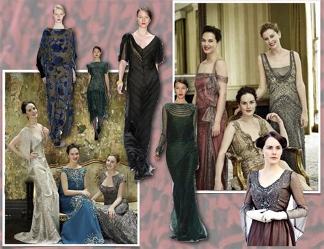 fantasy prom theme downton abbey lianggeyuan