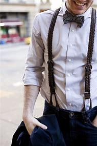 Bow Tie Suspender Combo
