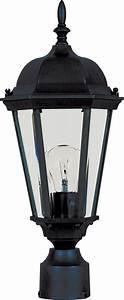 Outdoor post lights repair inspiration pixelmaricom for Lamp post light repair