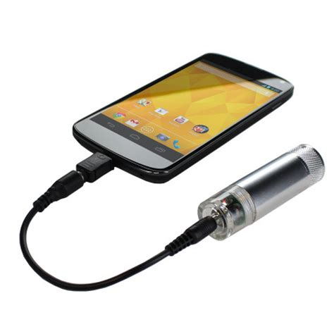 phone charger chargetube portable phone charger