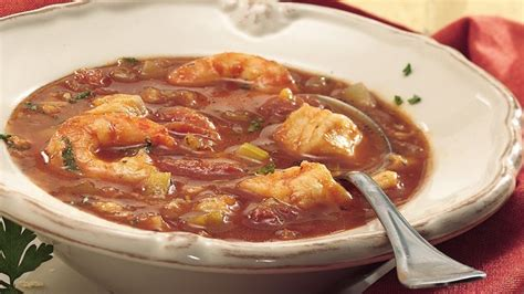 slow cooker seafood stew recipe  betty crocker