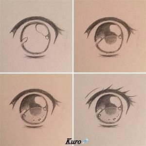 Easy Anime Eye tutorial (gender neutral) | Anime Amino