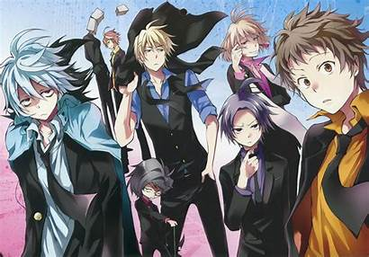 Servamp Anime Wallpapers Characters Snow Mikuni Lily