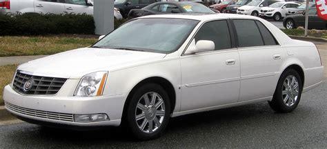 Cadillac Dts Wikipedia