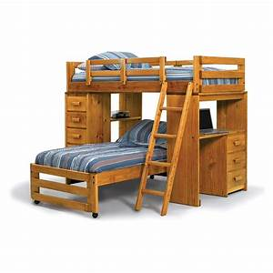 Twin Over Full Bunk Bed with Desk: Best Alternative for