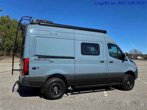 These upgrades modifications & accessories turn it into the best overland vehicle! 2020 Winnebago Revel 44E 4X4 Sprinter Mercedes Turbo Diesel for sale in Thousand Oaks, CA ...