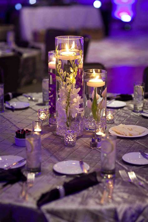 Centerpiece Ideas With Candles Flowers Archives Submerged