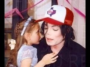 Paris Jackson & Michael Jackson - YouTube