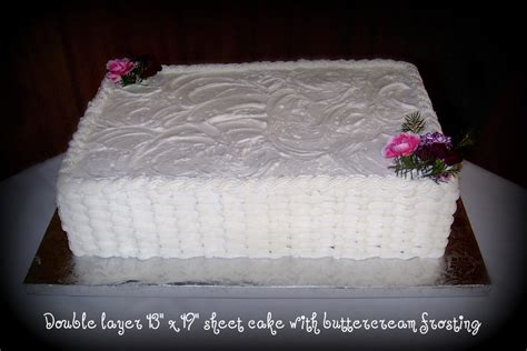 pictures  wedding sheet cakes idea   bella wedding