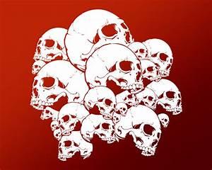 Skull Desktop 2 by Joey-Zero on DeviantArt